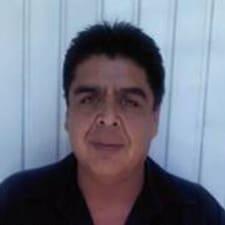 Juan is the host.