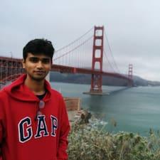 Suraj felhasználói profilja