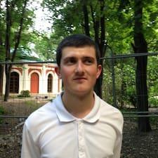 Profilo utente di Кирилл