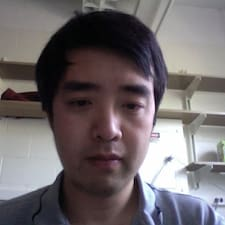 Liang的用戶個人資料