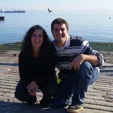 Profil utilisateur de Patrícia & Arthur