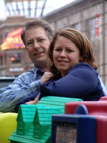 Dan & Debby