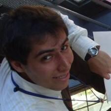 Luis Daniel的用戶個人資料