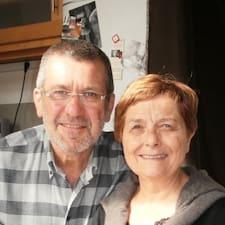 Henkilön MARIE-JOELLE  Et GERARD käyttäjäprofiili