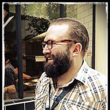 Profil korisnika Adam (Hutch)