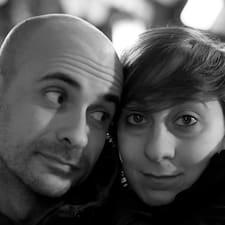 Marie & Stefano User Profile