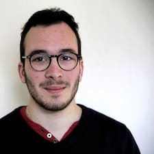 Jérémie User Profile