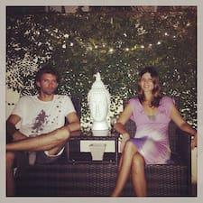 Nutzerprofil von Laura & Felipe