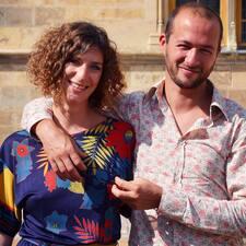 Nutzerprofil von Gaëlle & Clément