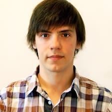 Gebruikersprofiel Evgeny