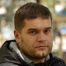 Användarprofil för Evgeny