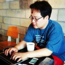 Användarprofil för Seungjin