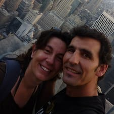 โพรไฟล์ผู้ใช้ Sylvie & Eric
