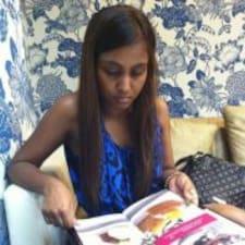 Rehanah User Profile