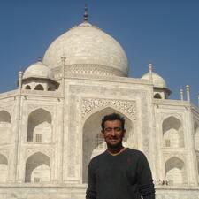 Mohammed Hussain felhasználói profilja