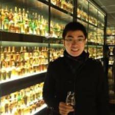 Jiann Chyuan felhasználói profilja