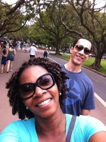 Patricia & Carlos
