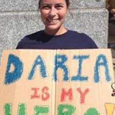 Профиль пользователя Daria