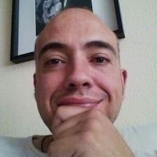 Gebruikersprofiel Pedro Alfonso