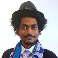 Khamal felhasználói profilja