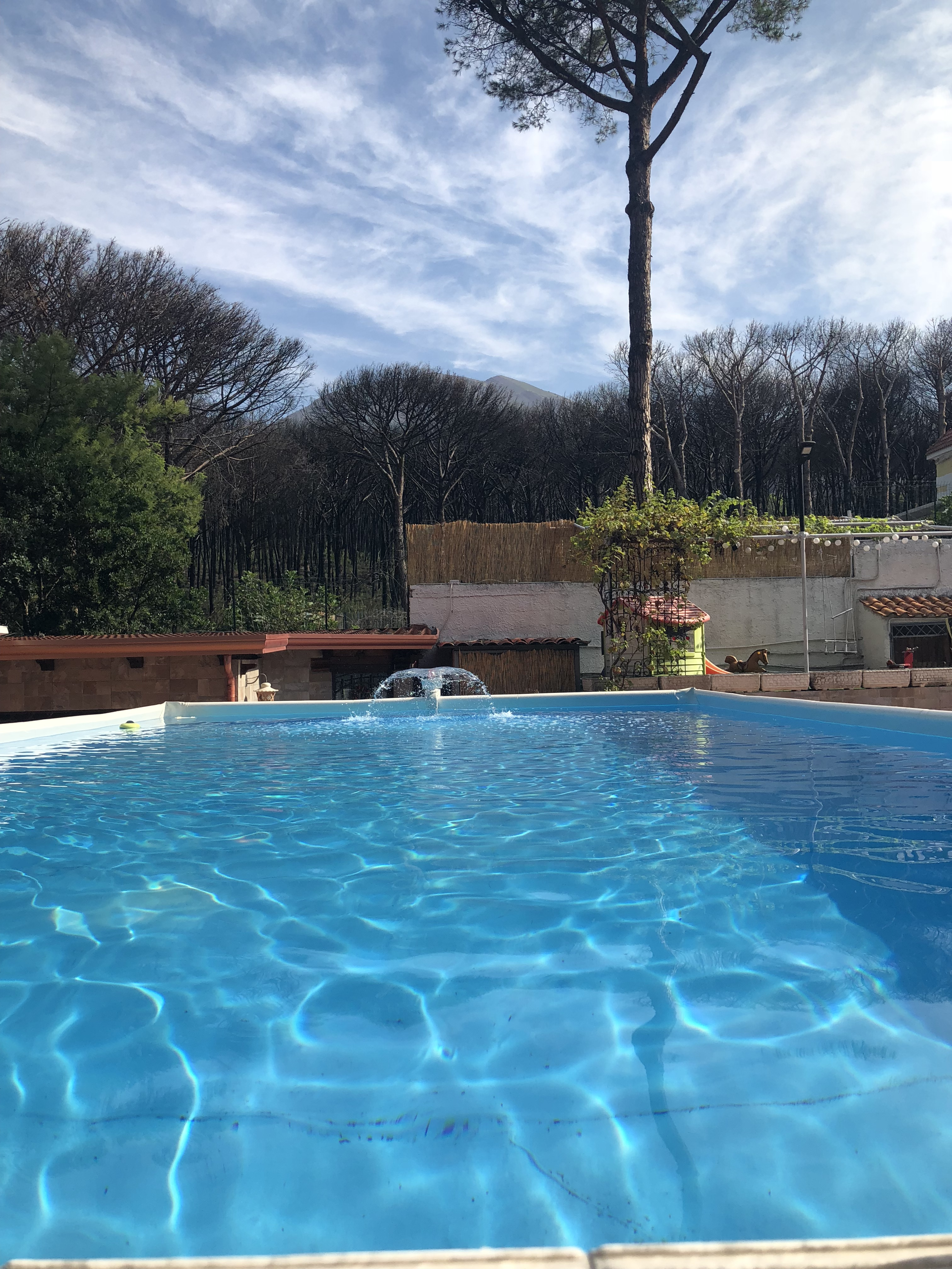 Piscina A Torre Del Greco my home is your home . - houses for rent in torre del greco