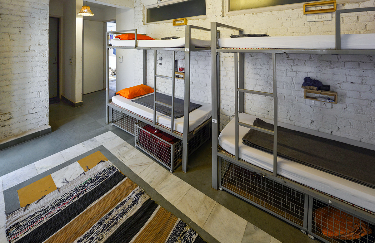 Jugaad Hostels Dorm 1 Bed 5 Hostels For Rent In New Delhi