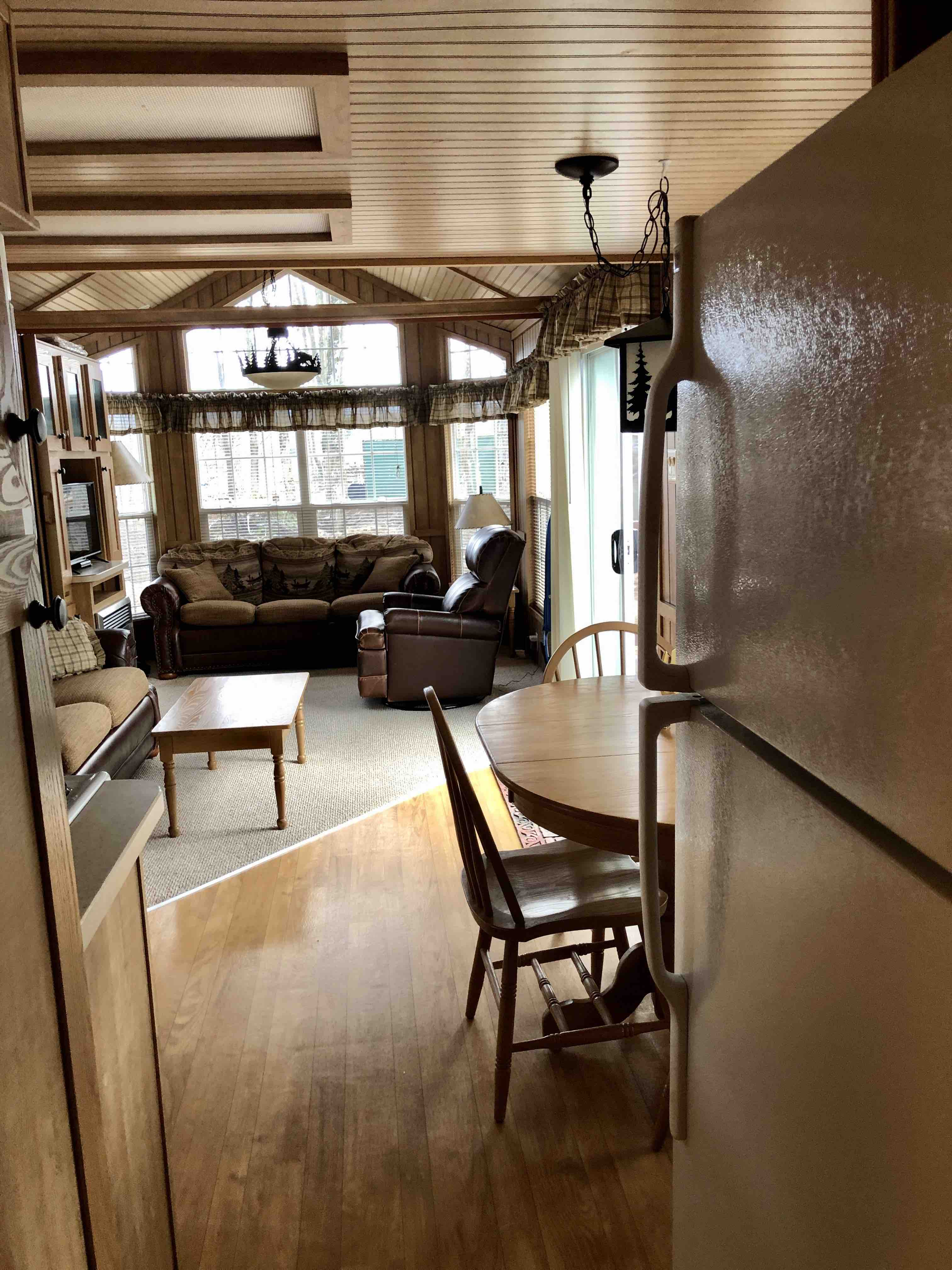 Cabin On The Farm - Farm stays for Rent in Moreau, New York ...