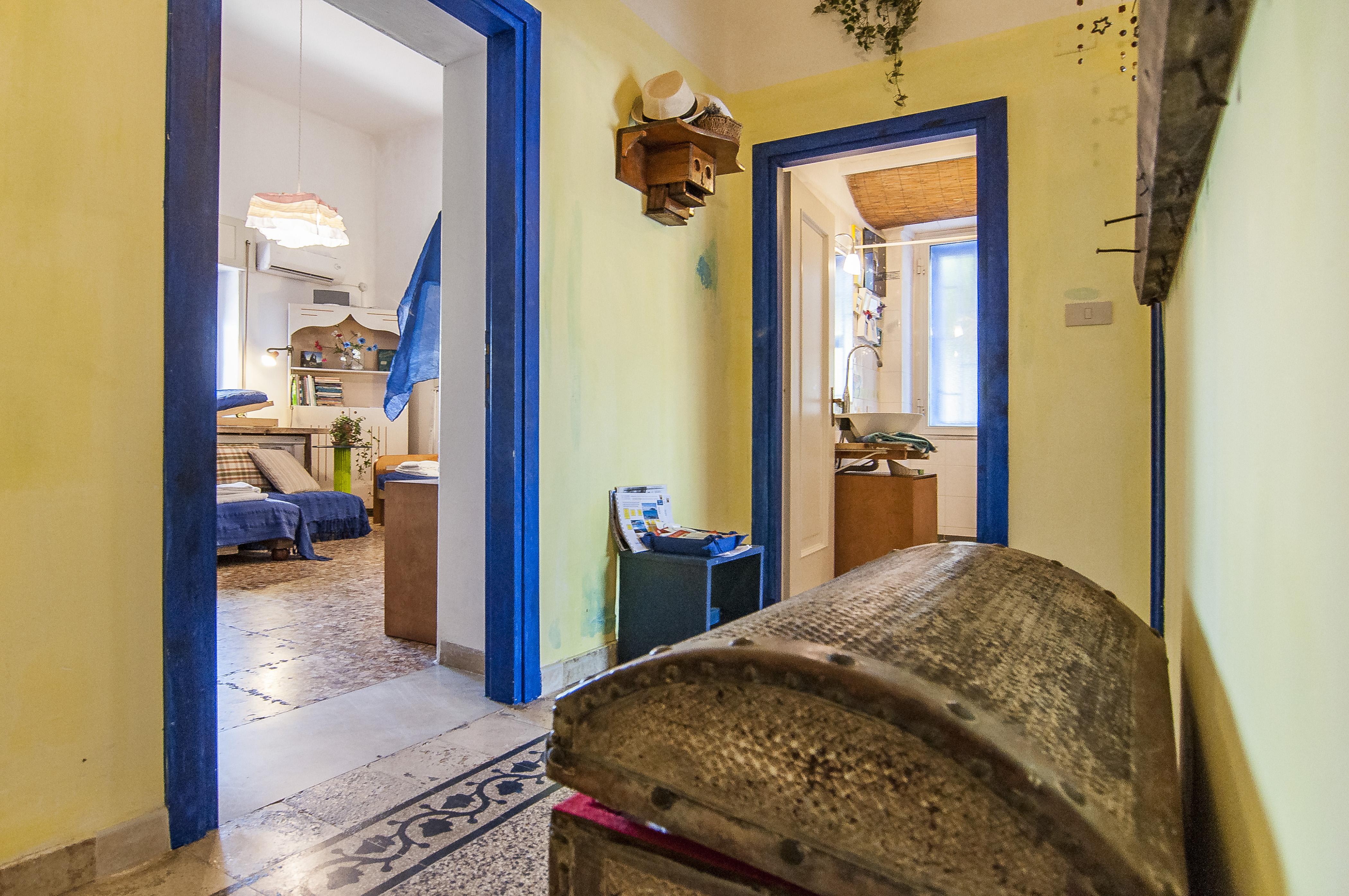 Antica Villa Gaeta antica casa in villa giardino serapo spiaggia :*) - houses