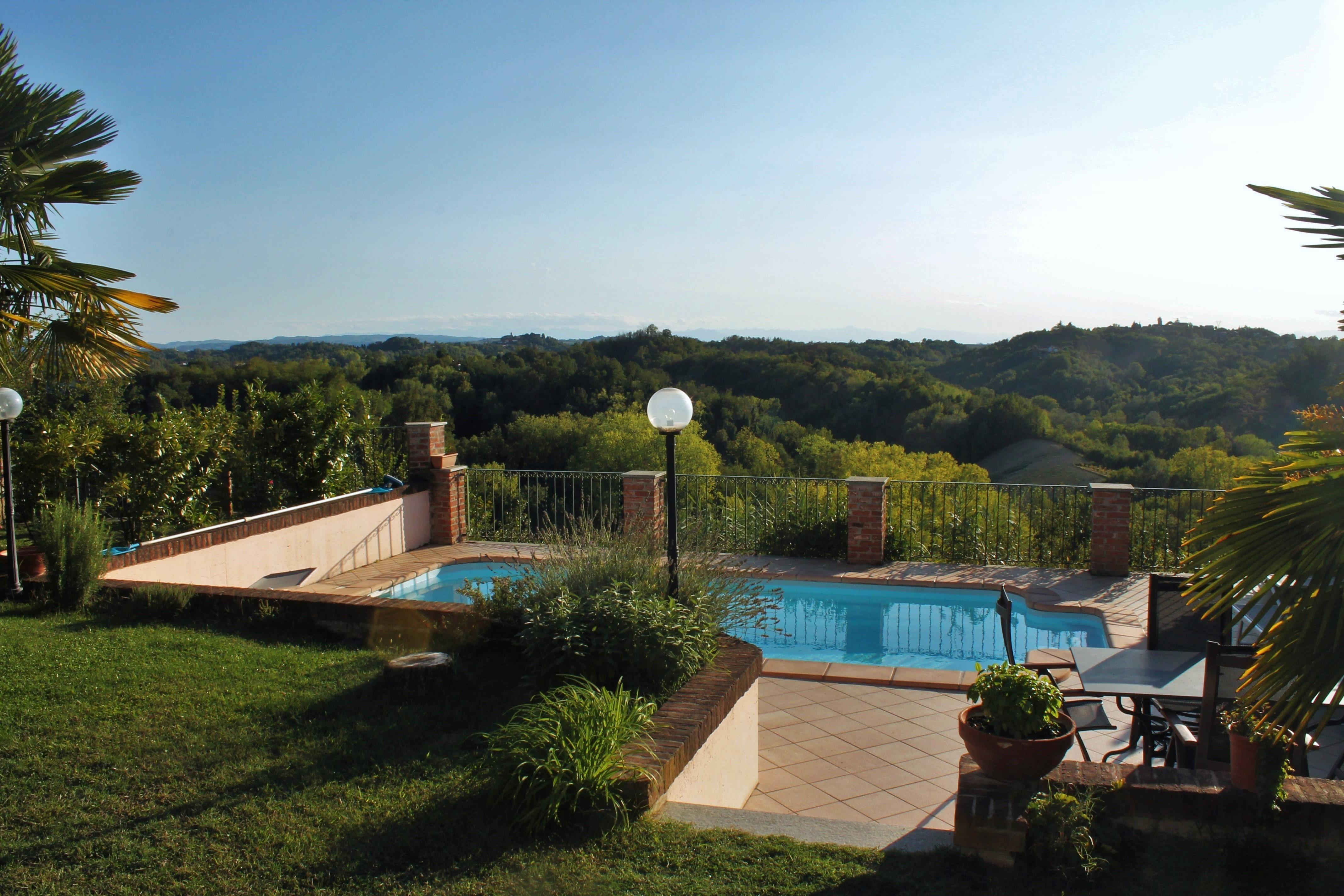 Piscine All Aperto Piemonte casa bricco simone - apartments for rent in asti, piemonte