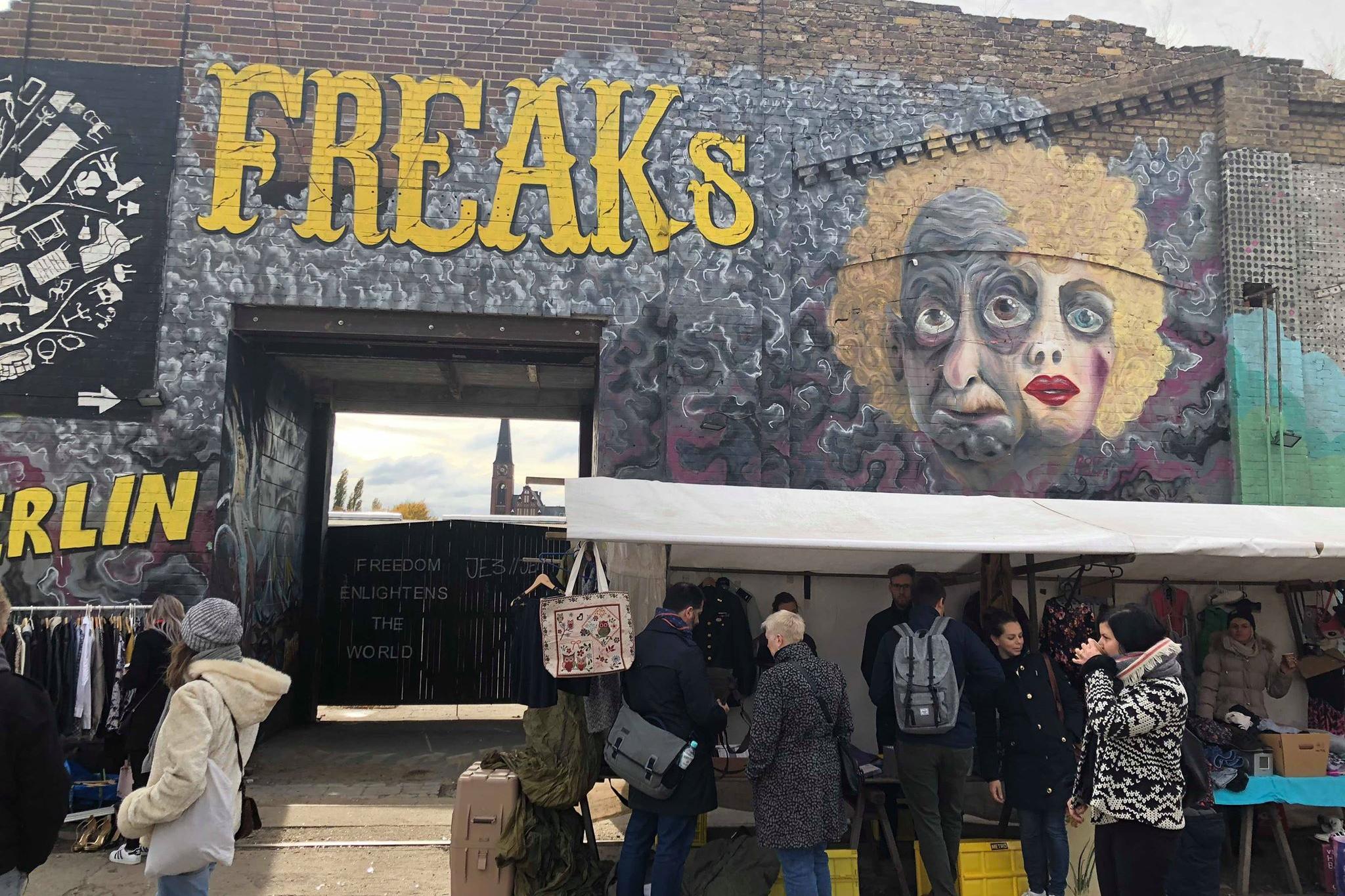 Disfruta de los clubes de moda en Berlín - Airbnb