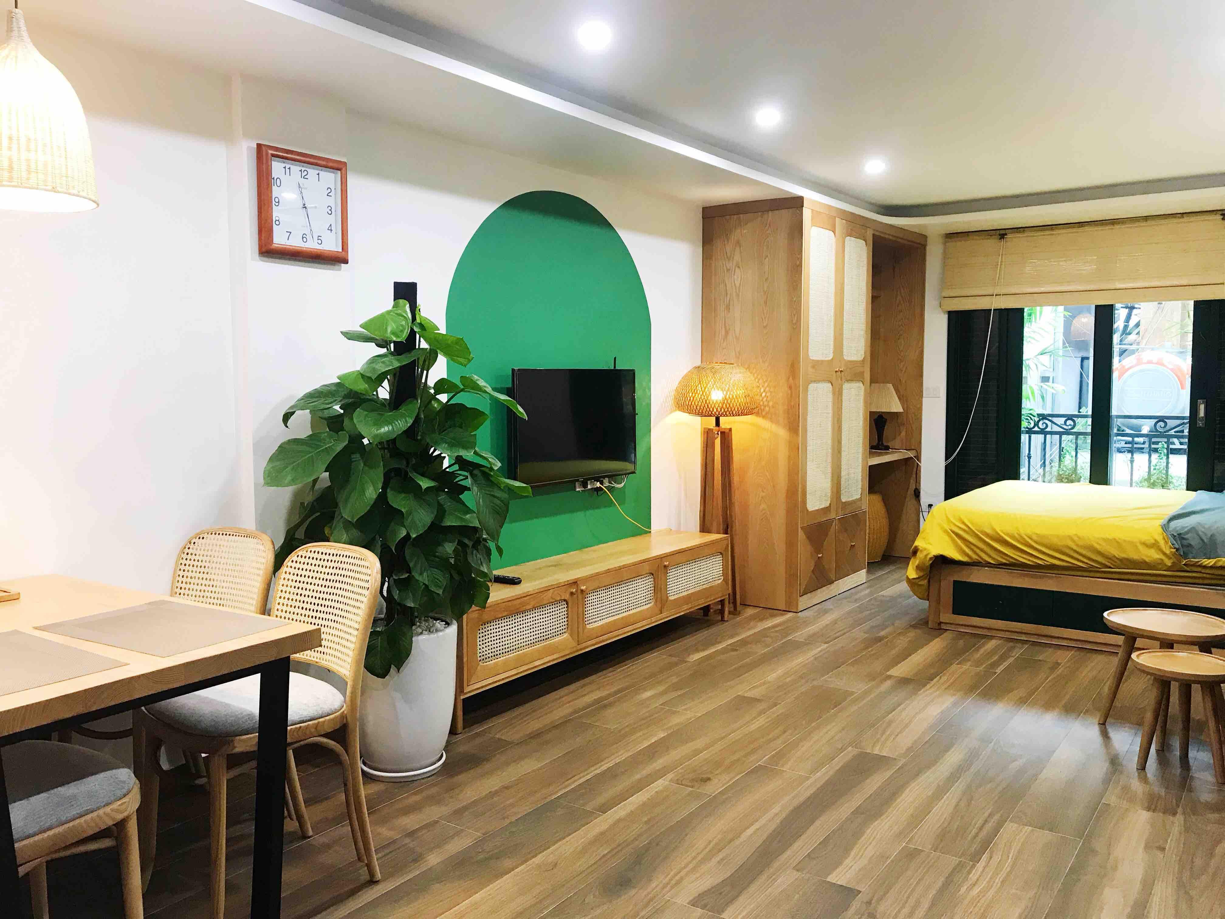 Lubi House R3: Cozy△ Netflix △Centel Location - Deptos. en complejo  residencial en renta en Hoàn Kiếm, Hà Nội, Vietnam