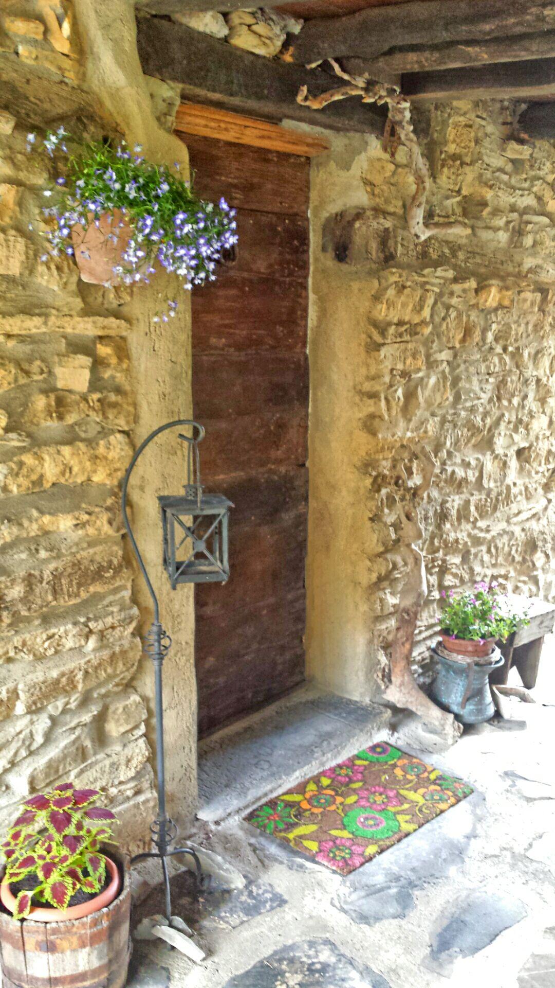 Cucina E Soggiorno Rustico rustico romantico in piccolo borgo - houses for rent in