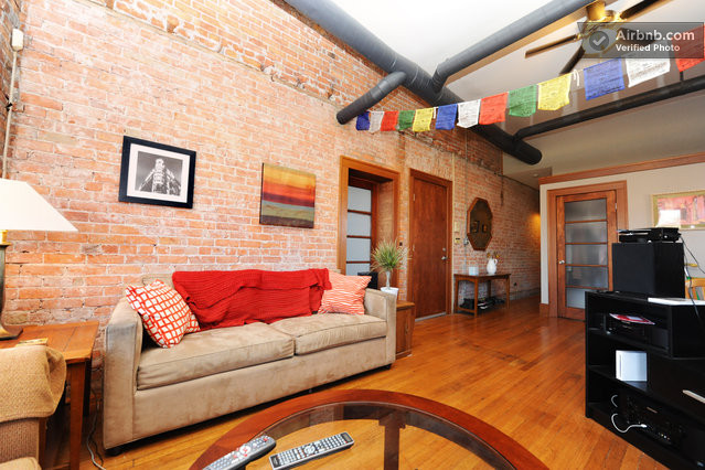 Awesome Loft Apt in Woodbridge in Detroit