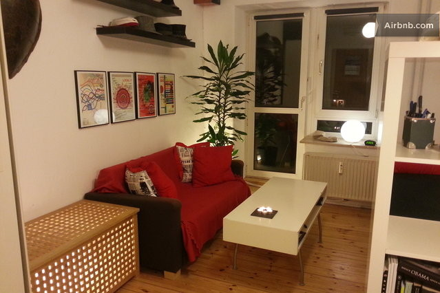 small cosy ikea based apartment in frederiksberg