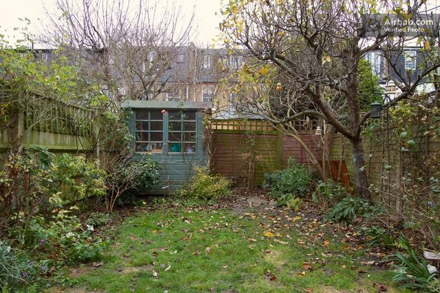 London holiday rentals accommodation airbnb for English terrace