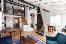 Historic Loft  With View In Beyoglu