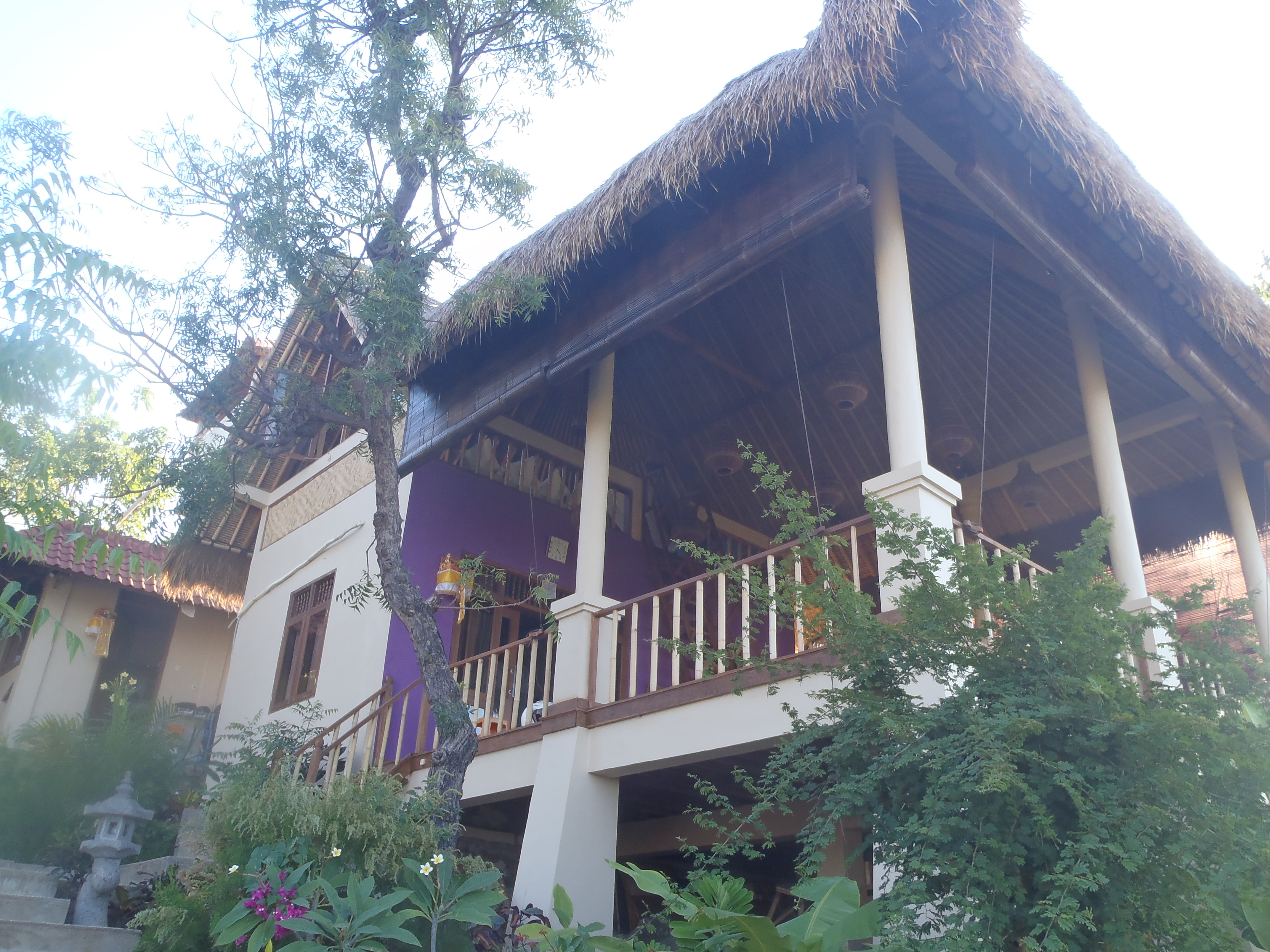 Om Shanti Private Cottage Amed Bali Cottages For Rent In Abang Bali Indonesia