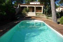 Villa near St Remy de Provence