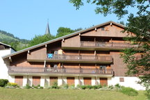 Cosy loft apartment, Chatel centre