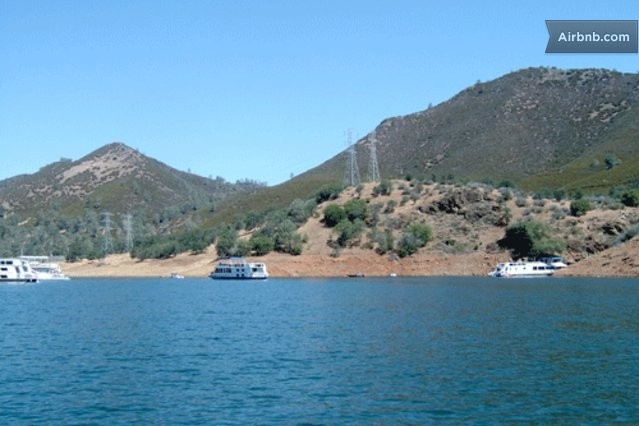 Don Pedro Lake Love The Water Many Boating And Fishing