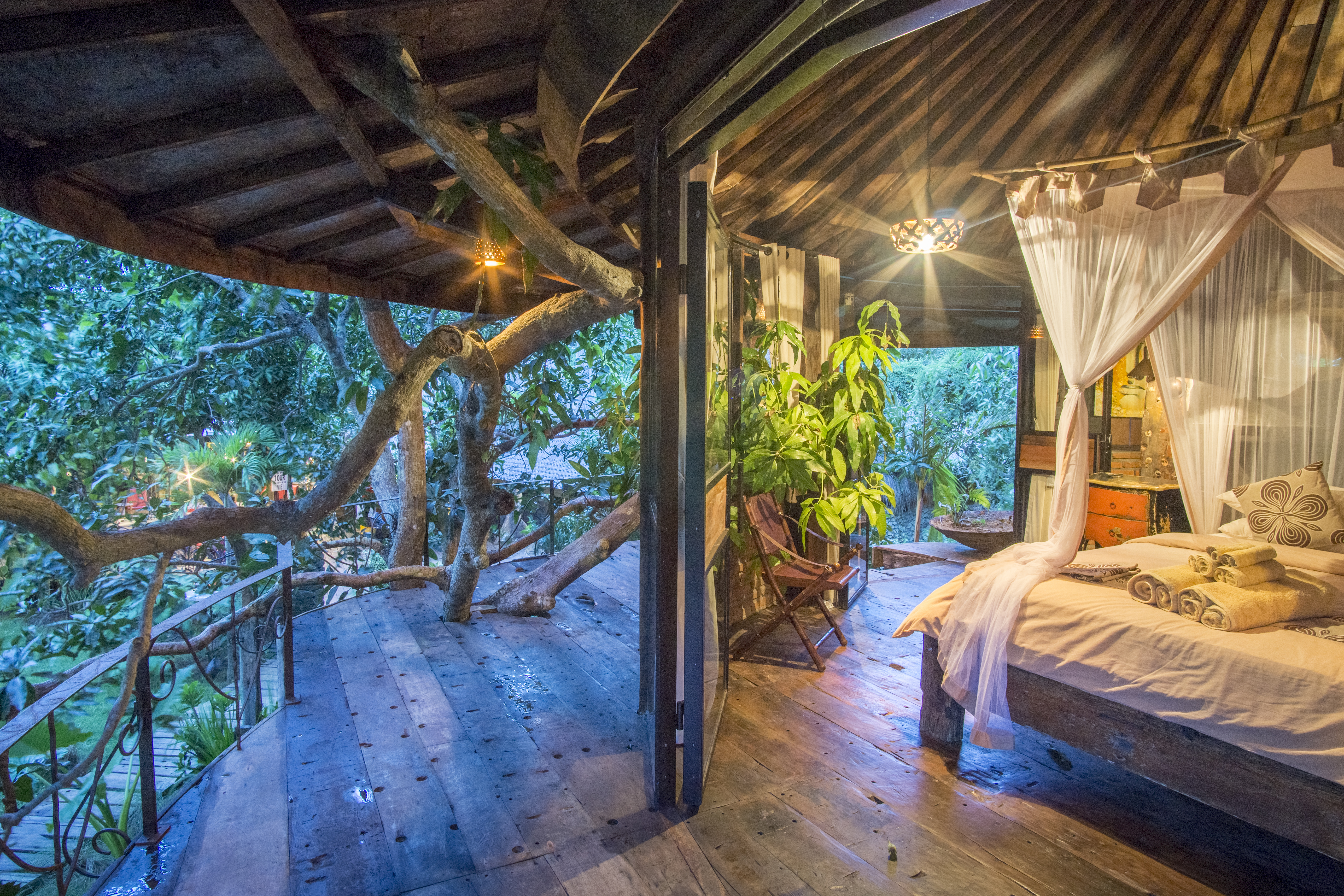 Magical Vintage Treehouse Treehouses For Rent In South Kuta Bali Indonesia