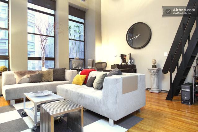 Quiet Luxury Loft Space in Flatiron in New York