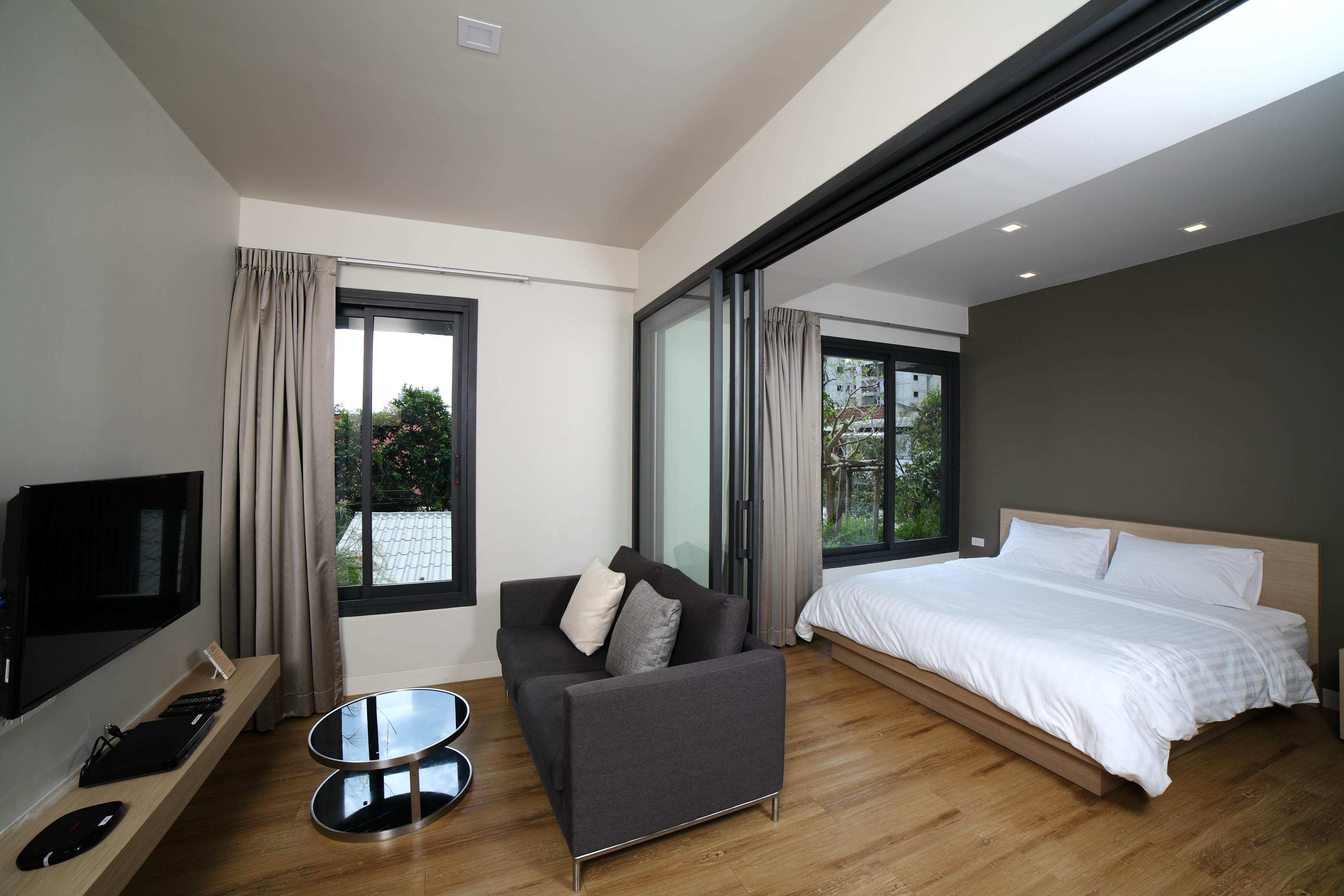 Beautiful One Bedroom Apartment Near Skytrain Serviced Apartments For Rent In Phayathai Bangkok Thailand