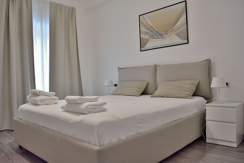 Camera Da Letto In Prospettiva Centrale little apartment in porta venezia - appartamenti in affitto