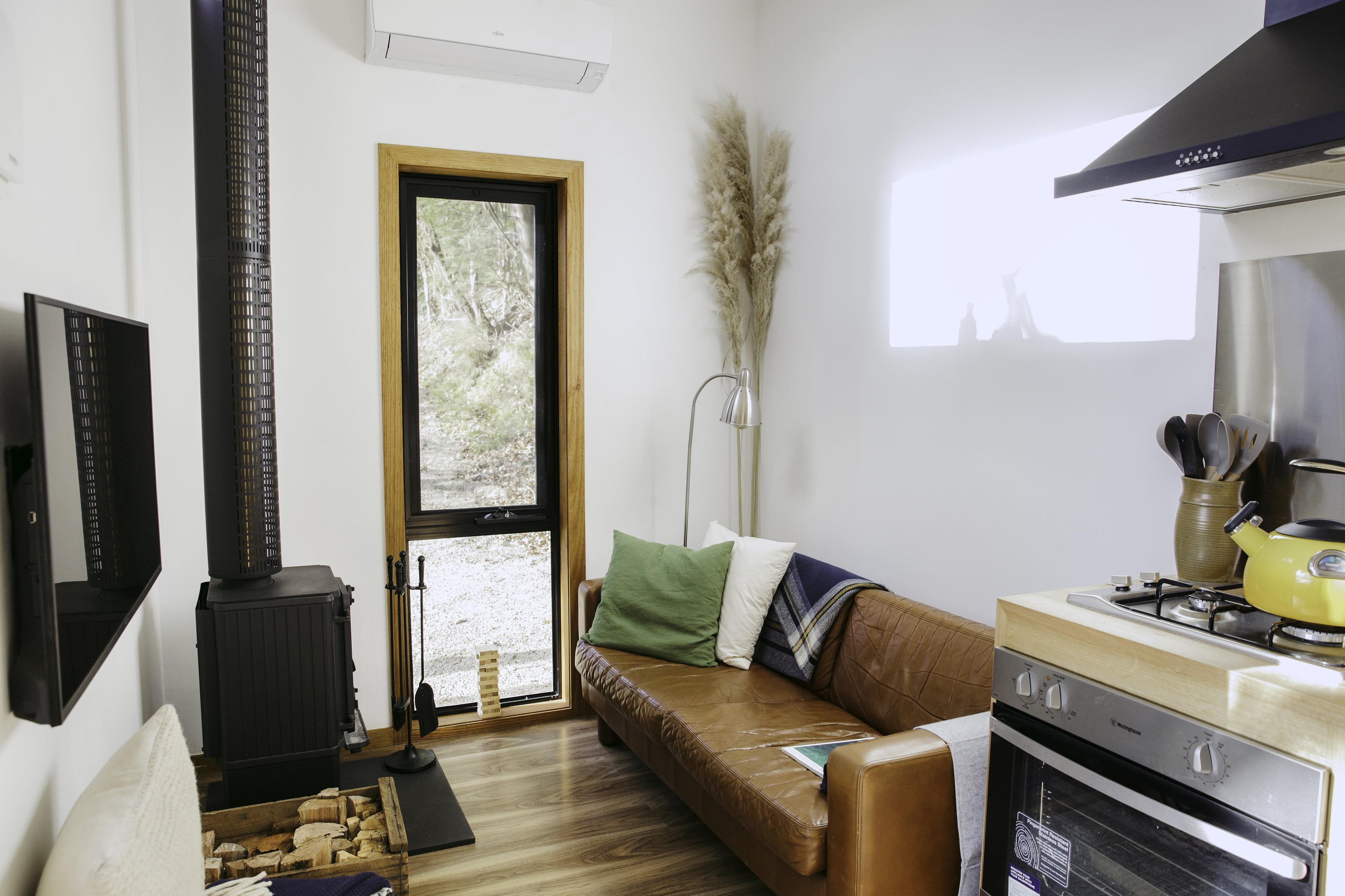 Mountain Tiny House, Warburton Yarra Valley - Tiny houses for Rent