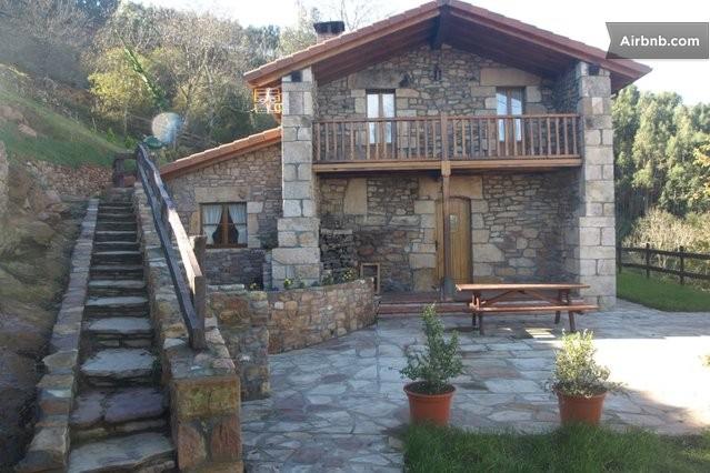 Preciosa casa rural con encanto in argomilla - Casas rurales pequenas con encanto ...