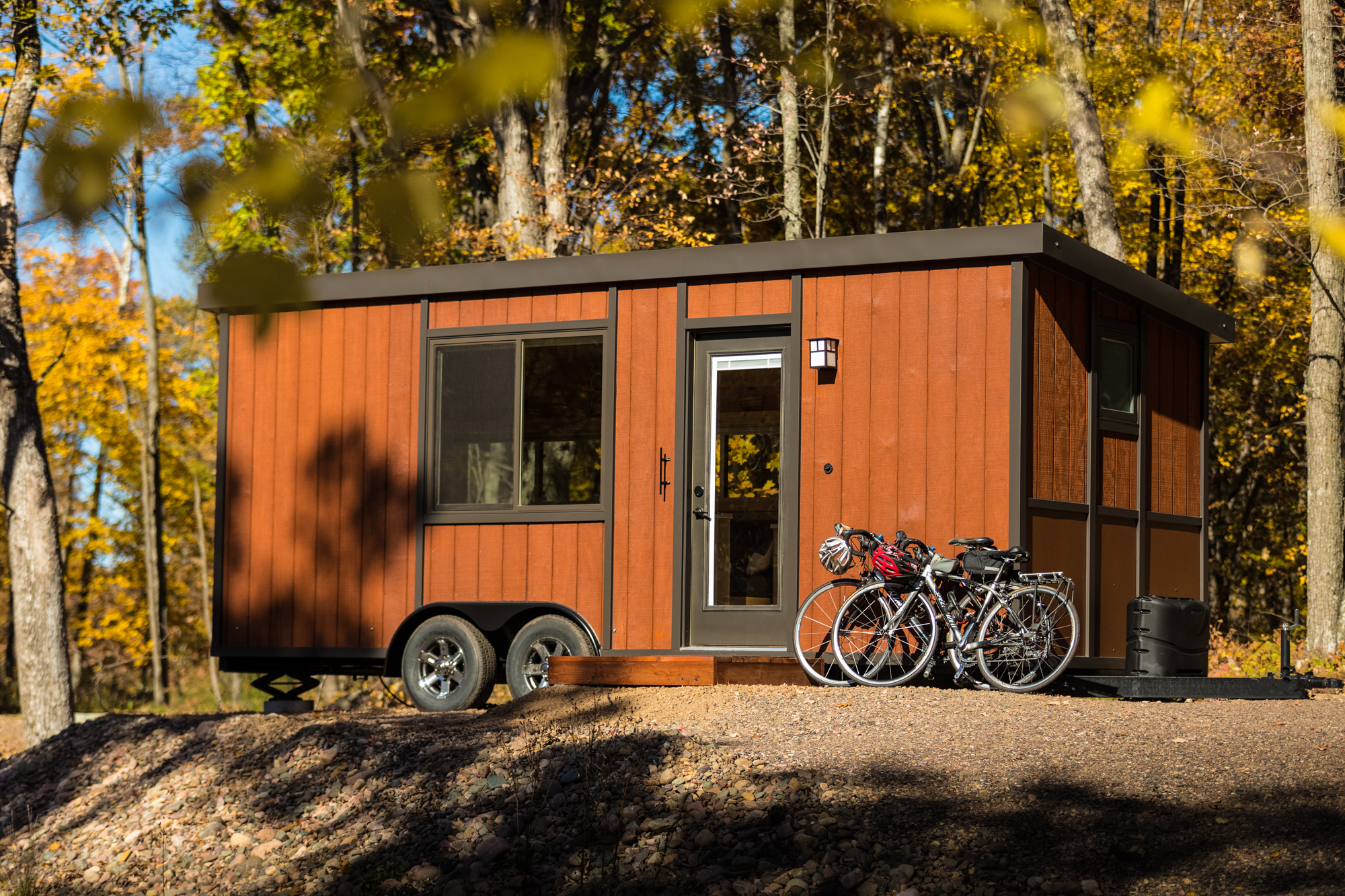 Boho Escape Tiny House Tiny Houses For Rent In Chetek Wisconsin United States,Warm Neutral Living Room Colors