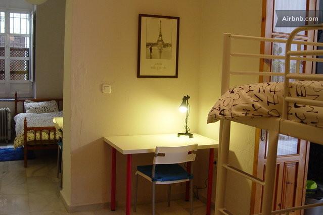 Alquileres vacacionales y a corto plazo en sevilla airbnb for Habitaciones cuadruples en sevilla