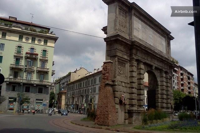 Town centre metr porta romana a milano - Porta romana viaggi ...