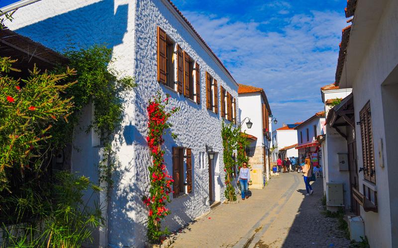 Summerhouse Ferienhaus Yazlik In Sigacik Izmir Houses For Rent In Izmir Izmir Turkey